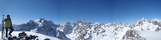 Panorama au top