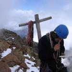 Au sommet de l'Olan