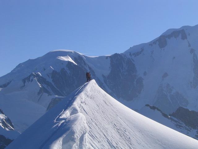 Mont Blanc : Traversée Miage – Bionnassay