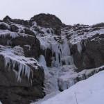 La cascade Chantriaux dans son ensemble