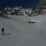La grotte du glacier noir