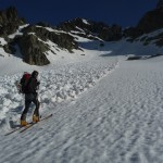 Tibo longe une avalanche