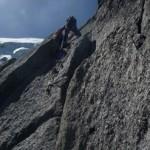 La fin du rocher