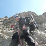 Tour des Ailefroides - Col du Sélé - A la descente du Col du Sélé