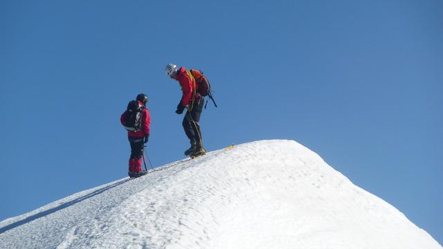 Traversée Tré la Tête – Aiguille des Glaciers