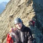 Entre le pain de Sucre et le Mont Tondu