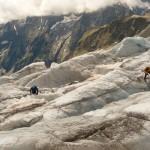 Ecole de Glace - Leçon de glaciologie