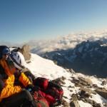 Traversée du Pelvoux - Les Alpes du Nord dans la mélasse