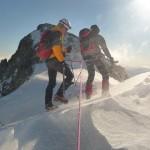 Traversée du Pelvoux - Deux alpinistes dans la tourmente