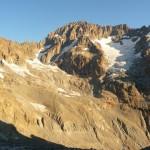Tour des Ailefroides - Col du Sélé - Et les admirateurs défilent