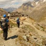 Tour des Ailefroides - Col du Sélé - Première escale, la Pilatte