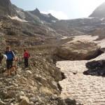 Tour des Ailefroides - Col du Sélé - Descente de la Pilatte