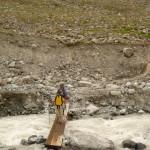 Tour des Ailefroides - Col du Sélé - Les bonnes passerelles de l'Oisans
