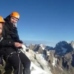 Roche Paillon - Et au sommet, le panorama nous explose à la figure