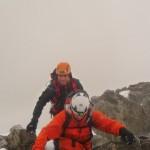 Roche Faurio - Passages rocheux dans la montée