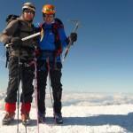 Mont Blanc par les Trois Monts - Duo de choc