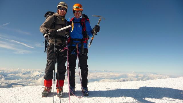 Mont Blanc par les Trois Monts