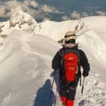 Mont Blanc par les Trois Monts - Et avant la descente