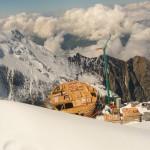 Mont Blanc par les Trois Monts - Futur refuge du Goûter