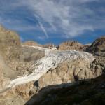 Le Glacier Blanc, tout blanc