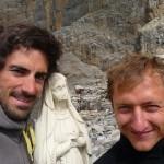 Tour Germaine - La Madonna et les deux lascars