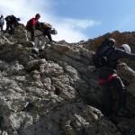 Tour des Ailefroides - Col de la Temple - Descente du Col de la Temple