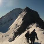 Dôme Ecrins - Encore moins loin du sommet