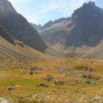 Grande Ruine - Sur le plan de Valfourche