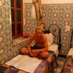 Marrakech - A l'hotel Essaouira