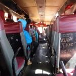 Marrakech - Le bus pour Azilal