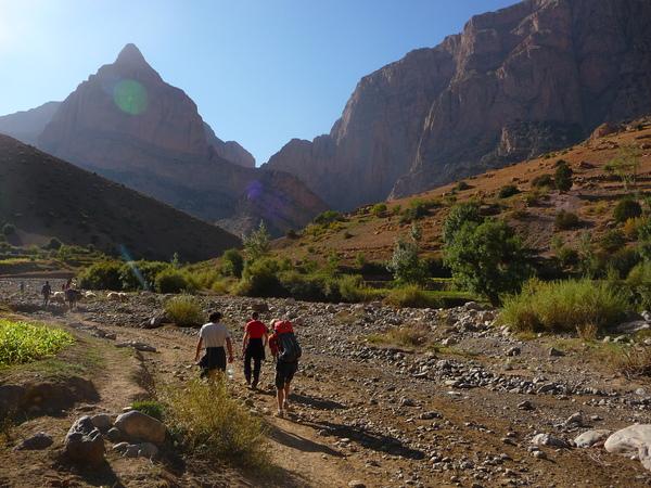 Taghia – Canyon apache