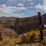 Taghia - Baraka - Au sommet de l'Oujdad