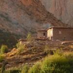 Taghia - habitat paisible au petit matin