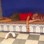 Marrakech - le repos du guerrier