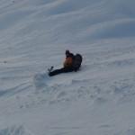 Ski - Combeynot - Piégé par les boules