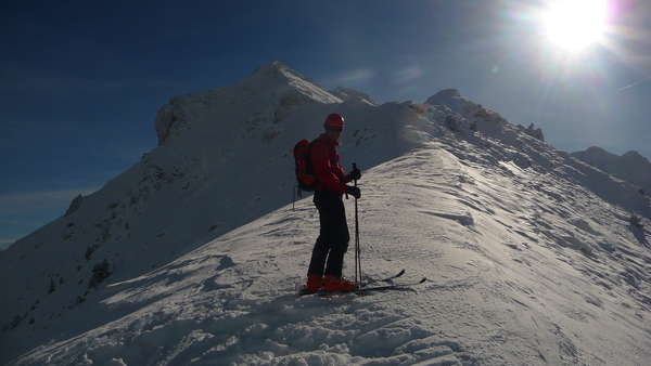 Mélézin – Ski