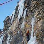 Cervières - Cascade de glace - Les joies du mixte