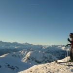 Ski - Chenaillet - Paysage banal, pas de quoi s'emballer