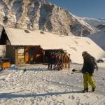Hors piste Crévoux - Une station à taille humaine