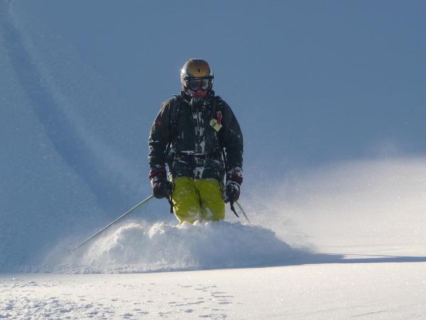 Ski hors piste – Crévoux