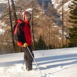 Ski - Col de la Lauze - Yeah, la classe!