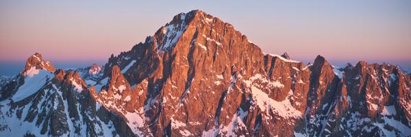 Pic sans Nom - Cambon Francou - La Barre se dore déjà au soleil