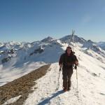 Hors piste Serre Chevalier - Deuxième montée à la Cucumelle
