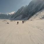 Grands Montets - Glisse peinard dans le bassin d'Argentière
