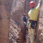 Wadi Rum - Inferno - Fin de la traversée