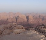 Traversée Jebel Rum - On s'élève!