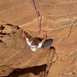 Wadi Rum - Inferno - L1 de la voie sans nom