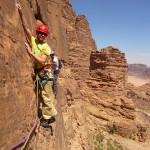 Wadi Rum - Inferno - Dans la trav' de récup