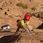 Wadi Rum - Inferno - Dans la L2 de Inferno