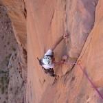 Wadi Rum - Inferno - Le bonheur du grimpeur